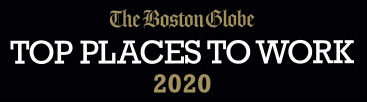 Boston Globe's Top Places To Work : 2020