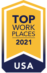 Top Work Places 2021 : USA